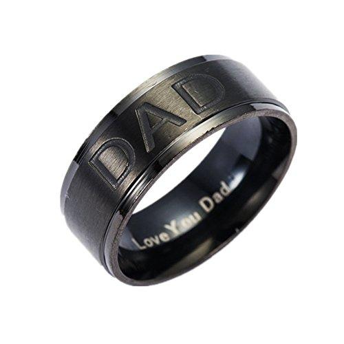18k Dad Ring - 6