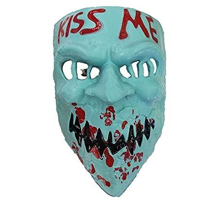 La Máscara De Purga Halloween Cosplay Horror Máscara De ...