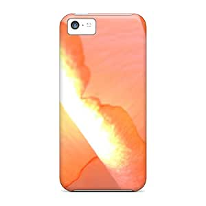 For Iphone 5c Tpu Phone Case Cover(kiss Of Sunlight)
