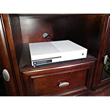 Microsoft Xbox One S 1TB HDD Bundle with Two (2X) Wireless Controllers, 1-Month Game Pass Trial, 14-Day Xbox Live Gold Trial - White (2016 Model)