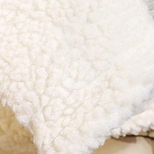 Ruji(ルジ) ボアコート レディース ボアジャケット カジュアル 長袖 フリースジャケット もこもこ 保温防寒 ゆったり 厚手 暖かい 可愛い 人気 女性用 ファッション アウトドア ジャケット ボアブルゾン ふわふわ コート 秋冬 通勤 通学