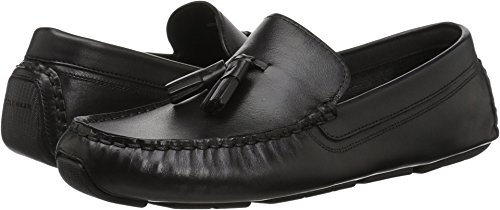 Cole Haan Women's Rodeo Tassel Driver Loafer, Black Leather, 7.5 B USBlack Leather7.5 B - Haan Cole Shoes Driving Women