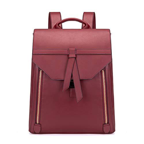 Estarer Fashion Leather Backpack 15 6inch product image