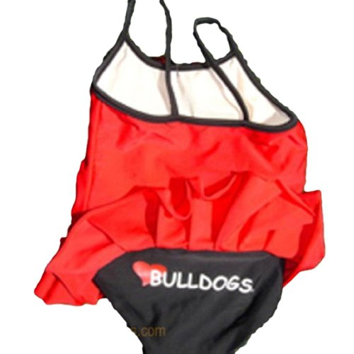 georgia bulldog swimwear - 2