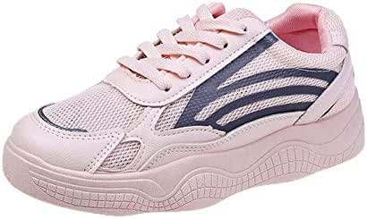 RONGXIE Casual Sport Shoes Mujeres Running Zapatillas Air Mesh Athletic Trainers Jogging Mujer Zapatos Ligeros: Amazon.es: Deportes y aire libre