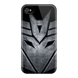 Fashionable Style Case Cover Skin For Iphone 4/4s- Decepticons Logo