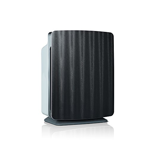 Alen FIT50 Customizable Air Purifier with HEPA Filter to Remove Allergies & Dust, 900 Sq. Ft., in Safari Black by Alen