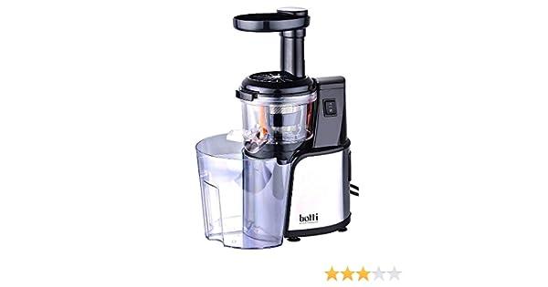 Botti Cortland PC150A - Extractor de zumos por masticación con ...