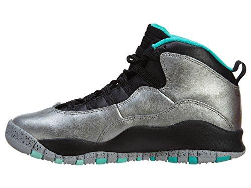 Nike Air Jordan 10 Retro 30TH BG (GS) Lady Liberty - 705179-045 -
