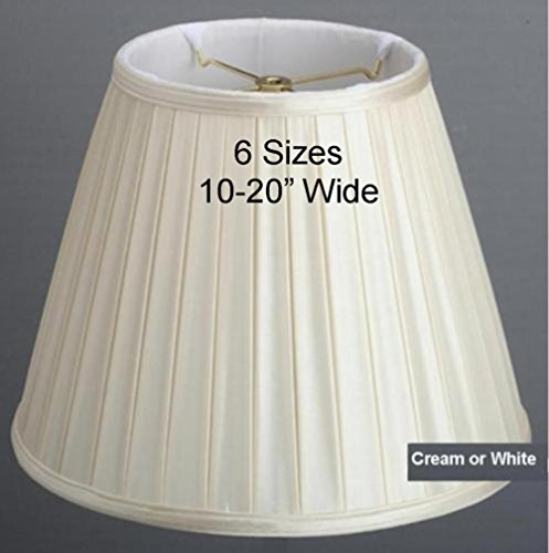 Lamp Shade Pro Shantung wide CREAM