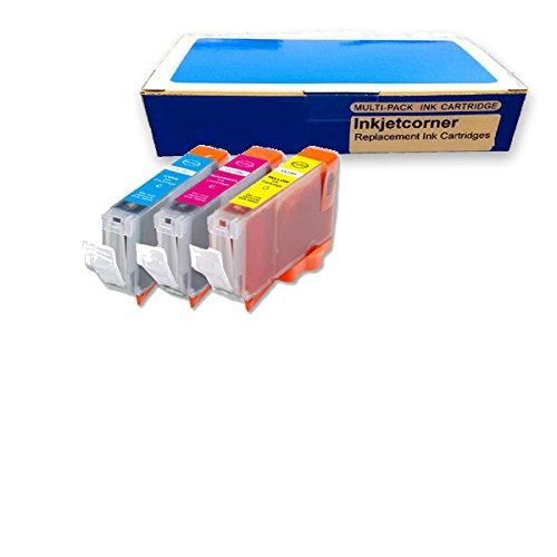 Inkjetcorner Magenta Compatible Cartridges CLI 271XL product image