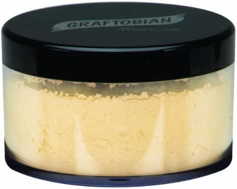 Graftobian HD LuxeCashmere Setting Powder - Banana Creme Pie (0.7 oz)