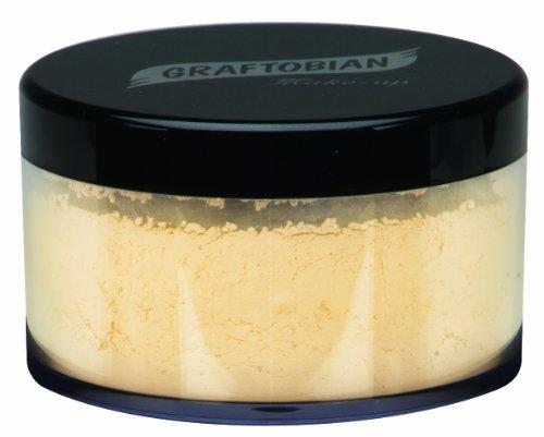 Graftobian HD LuxeCashmere Setting Powder - Banana Creme Pie (0.7 (Cream Banana Pie)