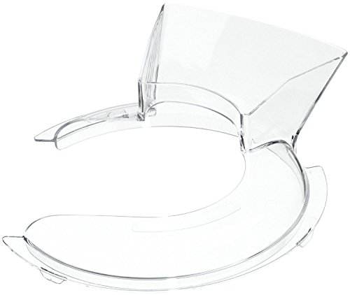 W10616906 Pouring Shield for 4.5 & 5 Qt KitchenAid Mixer - KN1PS (Mixer Shield Pouring)