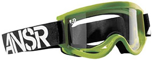 (Answer Racing Youth Nova Goggles - One size fits most/Green)