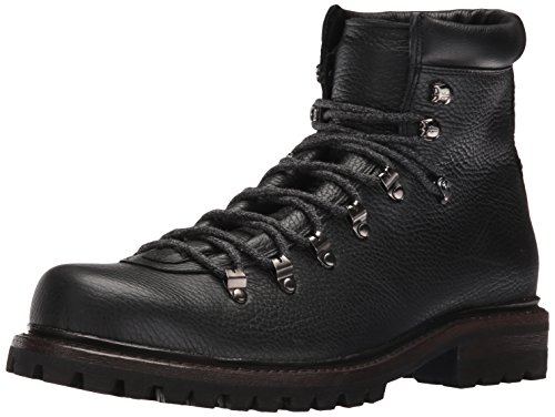 FRYE Men's Wyoming Hiker Snow Boot - Black - 8 D(M) US