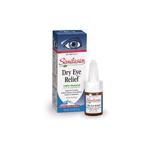 Similasan Monodose Eye Drops - SIMILASAN Monodose Eyedrops #1 Red Eyes 20 DOSE