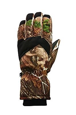 Seirus Innovation Men's HWS Trail Camo Glove