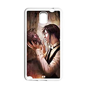 Coutume Cartoon Black Butler Back Case Cover Skin for Samsung Galaxy Note 3