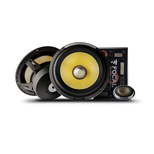 """Focal KIT ES165KX2 K2 Power Series 6-1/2"""" Component Speaker System"""