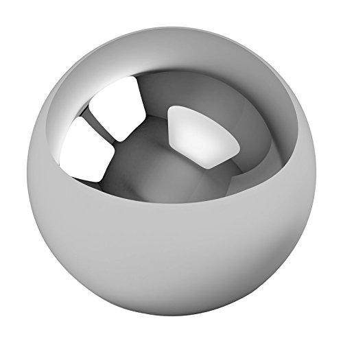 100 5/32 Inch Stainless Steel Nail Polish Mixing Agitator Balls ()