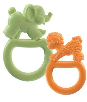 Vanilla Teething Rings Vulli Piece