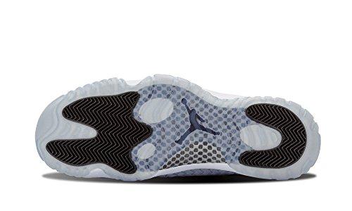 Jordan 652141 Sneaker Nike Metallizzato white Nero Metallic black Air Argento Future Bianco Premium 050 Silver wqqzZI