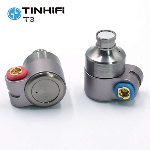 TinHIFI Tin Audio T3 Knowles BA + Dynamic Hybrid Driver in Ear Earphones IEM Monitors with Gold Plated MMCX Cable PK T2 PRO