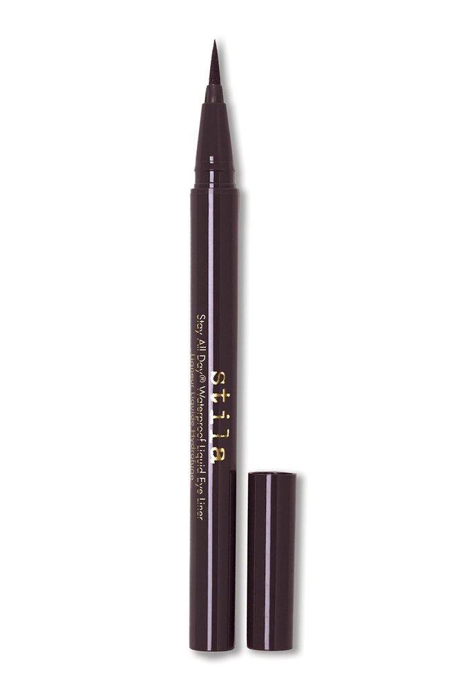 stila Stay All Day Waterproof Liquid Eye Liner, Intense Amethyst, 0.153 fl. oz.