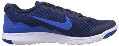 white Nike Para Flex Navy Soar midnight De white Experience Azul Running Rn Zapatillas 4 Hombre Blanco rSrwR
