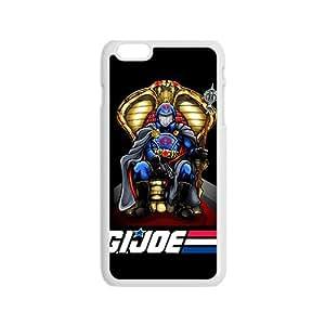Cobra Commander Design Plastic Case Cover For Iphone 6