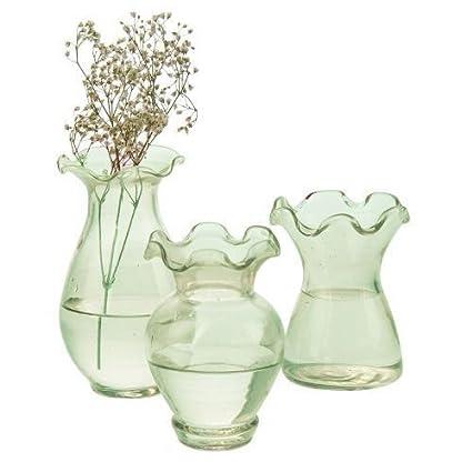 Amazon Luna Bazaar Vintage Glass Vase Violet Design Light