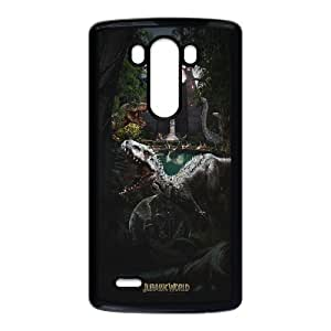 LG G3 Phone Case Jurassic World Jurassic Park WE976596