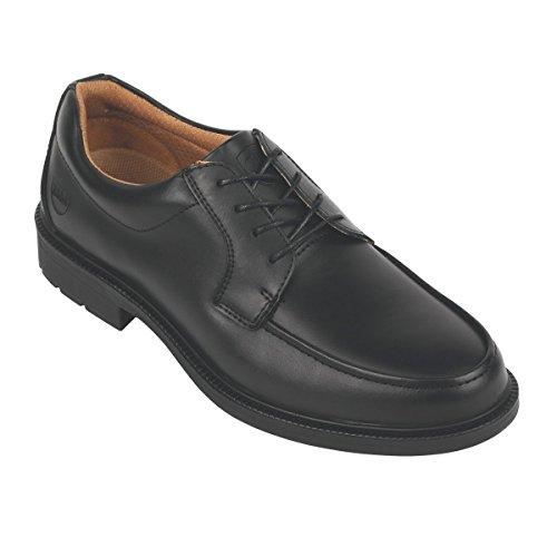 Noir 8 Derby Sécurité Taille Executive Chaussures serre Chevalier City De OXuZikTwP