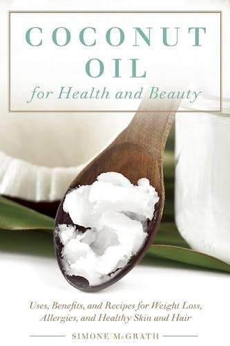 Coconut Oil Health Beauty Allergies product image