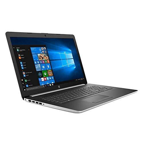 "HP 17.3"" Non-Touch Laptop Intel 10th Gen i5-1035G1, 1TB Hard Drive, 12GB Memory, DVD Writer, Backlit Keyboard, Windows 10 Home Silver (Renewed) 1"