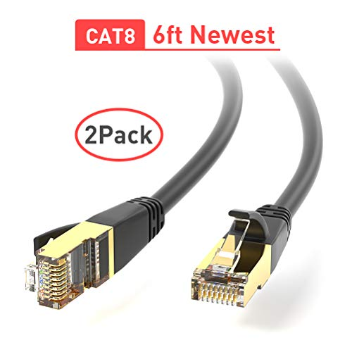 Cable Red Cat8 40GBPS 2000MHZ 2x2mt DBILLIONDA -7Z4YHHYP