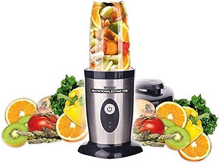 Con el extractor de nutrientes Ultramax convertirás tus alimentos en súper alimentos que tu cuerpo a