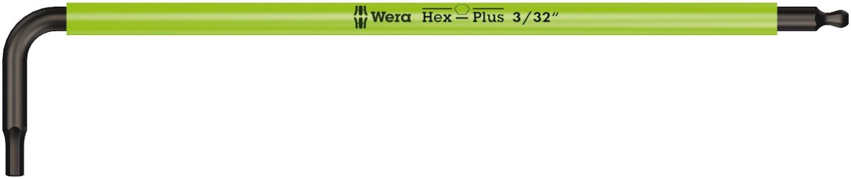 Wera 05022631001 Hex key for 950 SPKL 3//32x112mm