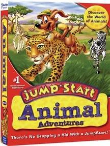Jumpstart Animals Adventures (PC &