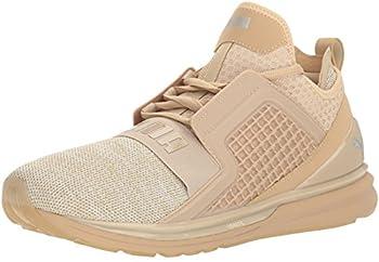 Puma Men's Ignite Limitless Knit Sneaker,pebblewhisper White,10.5 M Us 0