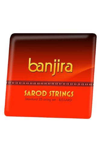 Banjira Sarod String Set by banjira