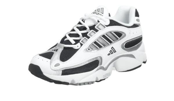 Térmico Dirigir Cañón  Amazon.com | adidas Men's Ozweego Classic Running Shoe, Black/Silver/White,  11 M | Running