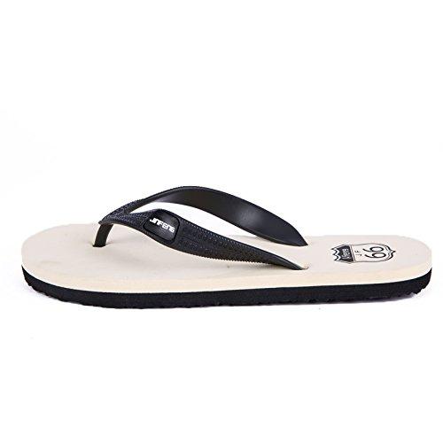 hombre de playa sandalias de Chanclas en casa green verano zapatillas RWg56T
