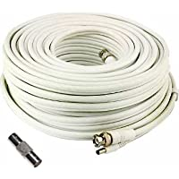 200 Foot Security Camera Cable for Samsung SDS-P5082, SDS-P4082
