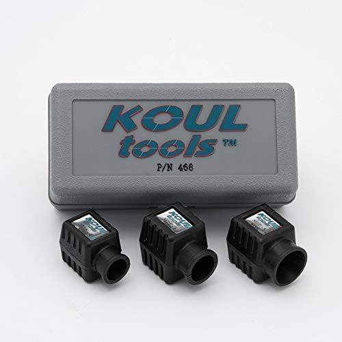 Koul Tools AN Pro Combo Kit Includes 468 and 1016 (-4 AN, -6 AN, -8 AN, -10 AN, -12 AN, -16 AN) by Koul Tools (Image #2)