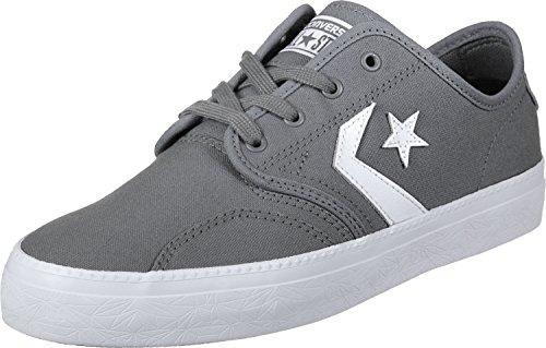 Converse Herren Sneaker ZAKIM OX - MASON/WHITE/MASON Grau