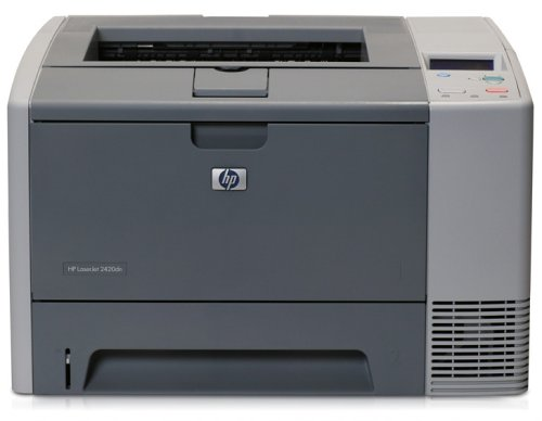 HP LaserJet 2420dn – printer – B/W – laser (Q5959A#201)