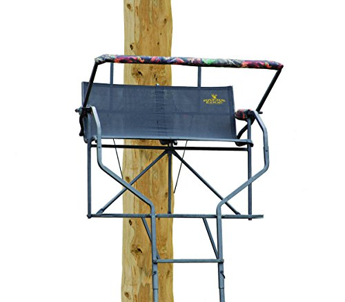 (Rivers Edge RE634 Relax 2 Man Ladder Stand)