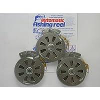3 Mechanical Fisher's Yo Yo Fishing Reels -Package of 3...